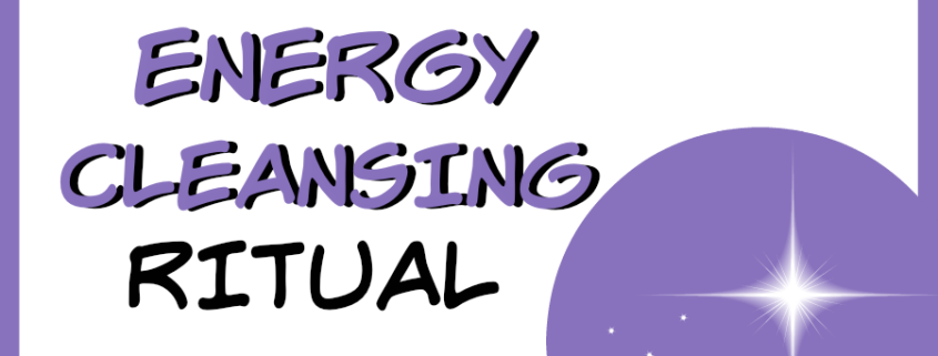 My negative energy cleansing ritual soulful animal Cleansing bad energy from home