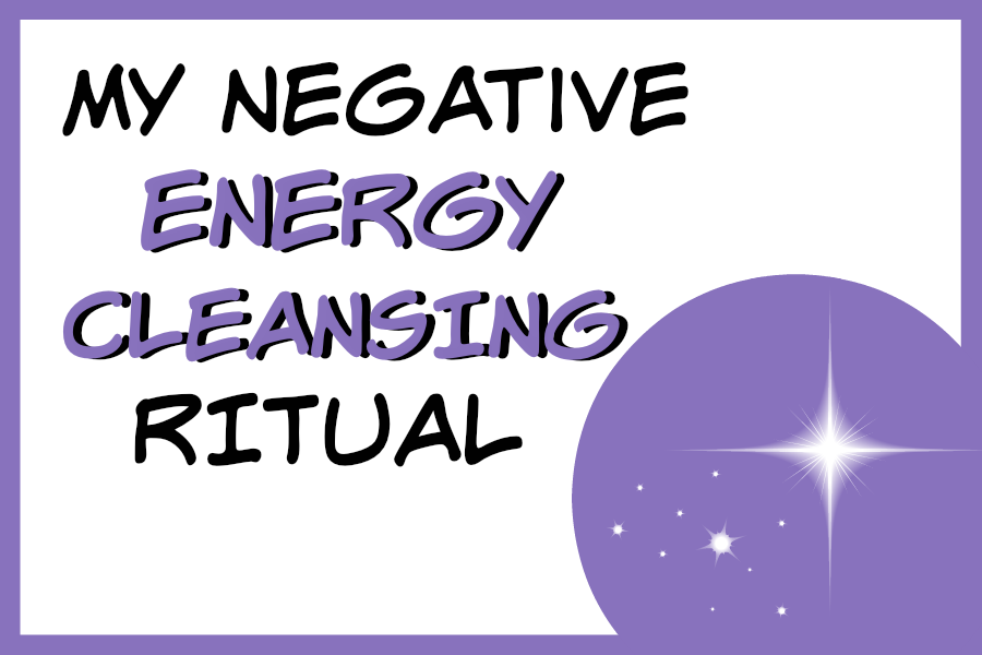 My negative energy cleansing ritual soulful animal Negative energy